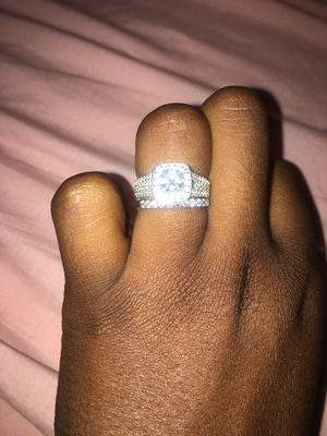 Wedding ring size 7 for Sale in College Park, GA