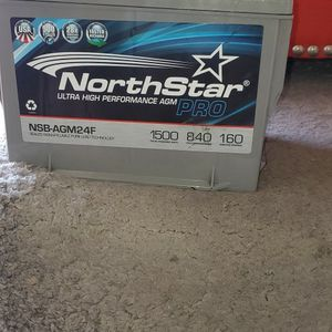 NORTHSTAR NSB24F 12V BATTERY for Sale in Santa Ana, CA