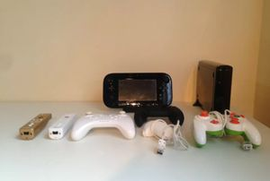 Nintendo Wii U 32Gb Plus 128GB 42 Digital Games for Sale in Kissimmee, FL