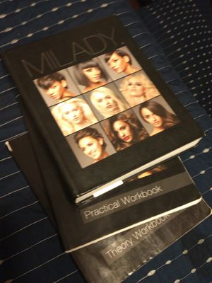 Milady Cosmetology Books latest edition for Sale in Los Angeles, CA