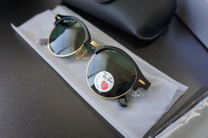 New Polarized Rayban Clubround Sunglasses Ray-Ban RB4246 for Sale in Irvine, CA