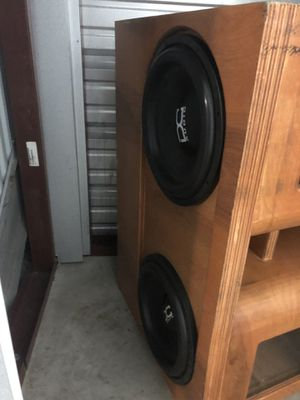 2 15 Subwoofers for sale | Only 2 left at -75%