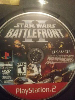 PS2 games (2) for Sale in Wichita, KS