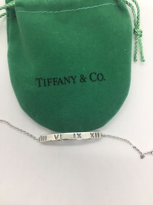 Brand new Tiffany & Co. Atlas bracelet for Sale in Atlanta, GA