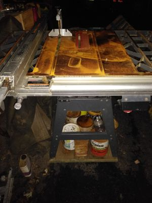 Craftsman table saw for Sale in Weatherby Lake, MO