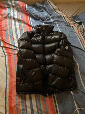 MONCLER JACKET for Sale in Montgomery Village, MD