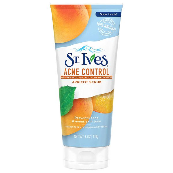 3 St Ives acne control