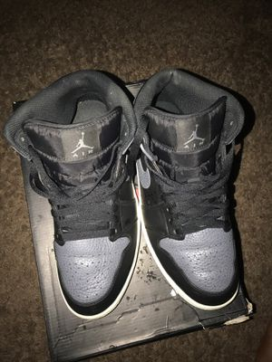 Air Jordan 1 Mid Dark Grey for Sale in Greenville, NC