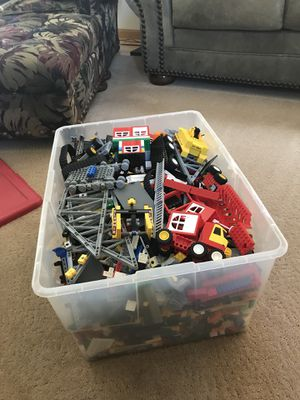 LEGO box's for Sale in Baxter, MN