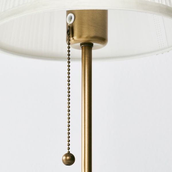 Ikea Arstrid Table Lamp, Brass (2 Available!)