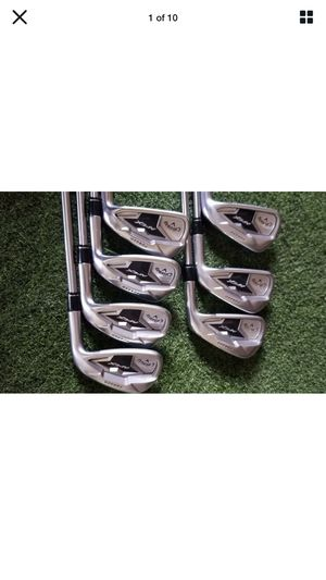 Callaway Apex CF19 Irons for Sale in Spring Hill, TN