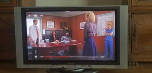 Panasonic Plasma tv 46 x 24 inches. for Sale in Corinth, TX