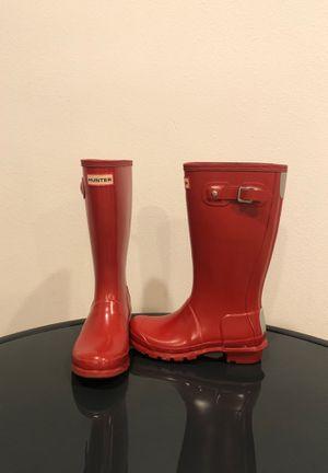 Hunter Rain Boots for Sale in Spokane, WA