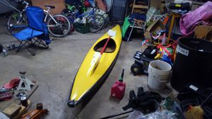 Vintage touring kayak 70's? for Sale in Manhattan, IL