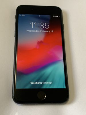 Iphone 7 black Verizon Unlocked used for Sale in San Gabriel, CA