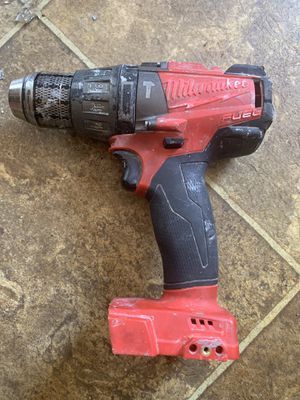 Milwaukee m18 fuel 1/2 inch hammer drill bare tool for Sale in Westmont, IL