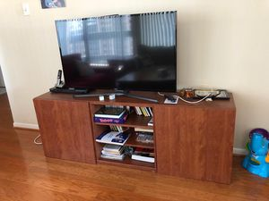 TV stand for Sale in Falls Church, VA