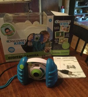 Discovery Kids DIGITAL CAMERA 3 up for Sale in Brockport, NY