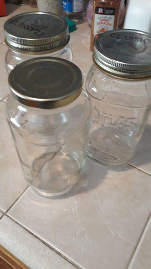 Free Pasta & Jelly Jars for Sale in Sacramento, CA