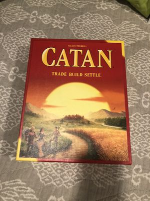 Catan board game for Sale in Jamul, CA