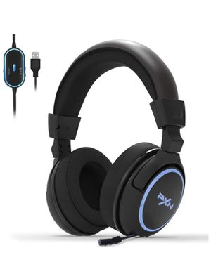 PXN U306 Gaming Headset, Wired PS4 Gaming Headphones with 7.1 Surround Sound Stereo. for Sale in Huntington Beach, CA
