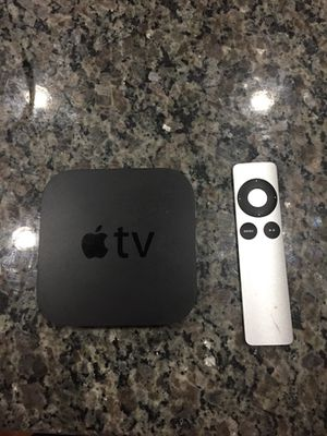 Apple TV in great condition for Sale in McLean, VA