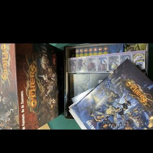 The Others Board Game: Kickstarter Collection for Sale in Moreno Valley, CA