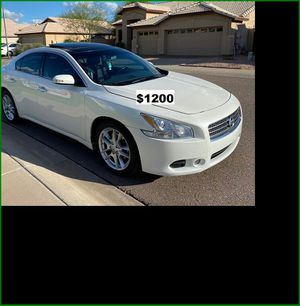 only$1200 Nissan Maxima for Sale in Washington, DC