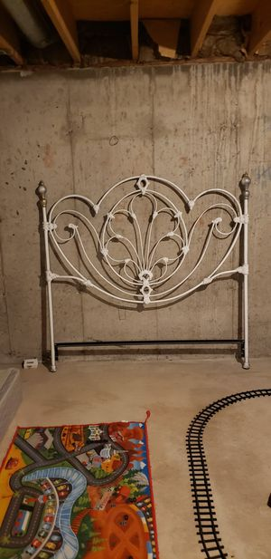Bed frame for a Queen. for Sale in Colorado Springs, CO