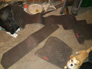 Denali Floor Mats Came off a 2016 for Sale in Detroit, MI