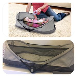 Safefit Portable Folding Home and Travel Bassinet for Sale in Houston, TX
