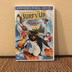 Surf's Up Widescreen Special Edition 2007 Columbia Pictures for Sale in Clermont,  FL