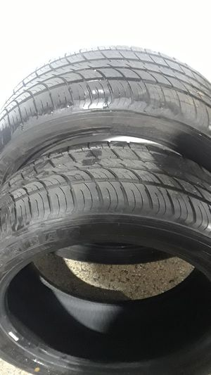 2 Tires 215/50ZR17 Radar New for Sale in Herndon, VA