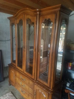 China Hutch & Buffet for Sale in Kent, WA