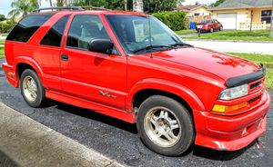 2001 Chevy 2 Door Blazer Extreme for Sale in Pompano Beach, FL