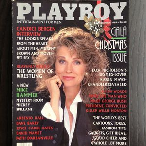 PLAYBOY Magazine | December 1989 for Sale in Long Beach, CA
