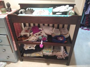 Baby changing table for Sale in Bakersfield, CA