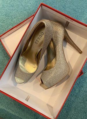 GUESS heels 7.5 for Sale in Wayne, NJ