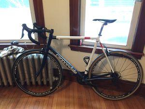 Cannondale Caad 5 60cm road bike -shimano 105 for Sale in Boston, MA