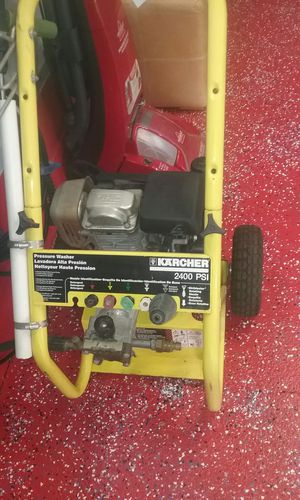 Make an offer! Karcher pressure washer. 5hp Honda. for Sale in Hilliard, OH