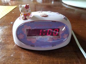 Hello Kitty clock for Sale in Derwood, MD