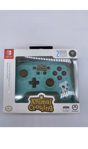 New Nintendo switch animal crossing controller for Sale in Chino, CA
