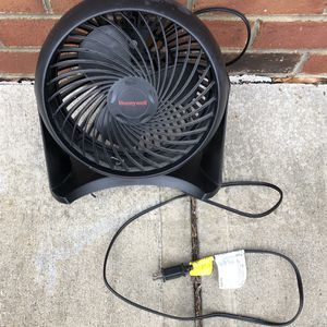 Honeywell Small Fan Used In A Garage for Sale in Moseley, VA