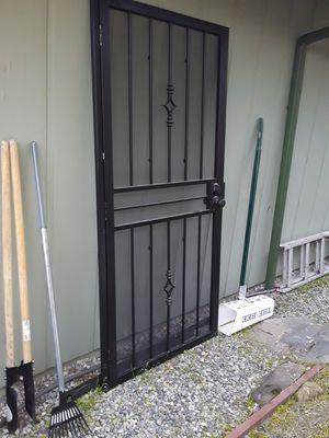 Iron Screen Door for Sale in Coarsegold, CA