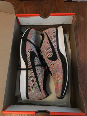 Nike Flyknit Racer size 11 great condition for Sale in Anaheim, CA
