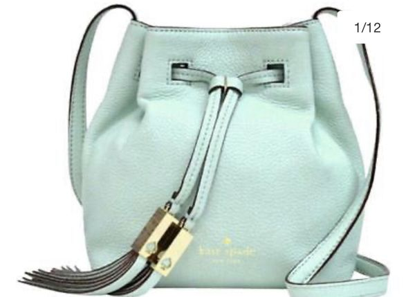 *SOLD, relisting to add shipping option for buyer* Kate Spade Crossbody