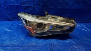 14-18 INFINITI Q50 RIGHT SIDE XENON HEADLIGHT HEADLAMP W/O ADAPTIVE for Sale in Fort Lauderdale, FL