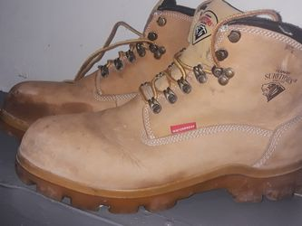 Steel Toe Work Boots size 10 1/2 for Sale in North Las Vegas,  NV