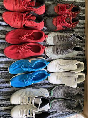 Nike, Jordan, van, etc shoe lot for Sale in Orlando, FL