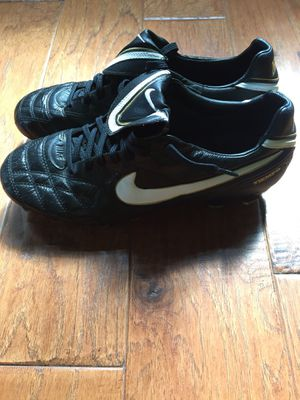 Nike Tiempo leather Soccer Cleats for Sale in Ashburn, VA